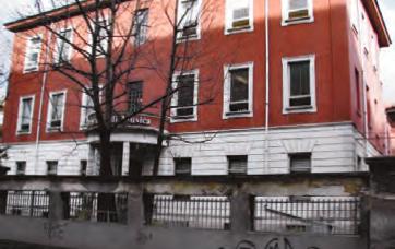 Una residenza per studenti della Bicocca nell'ex scuola di musica in via Martinelli
