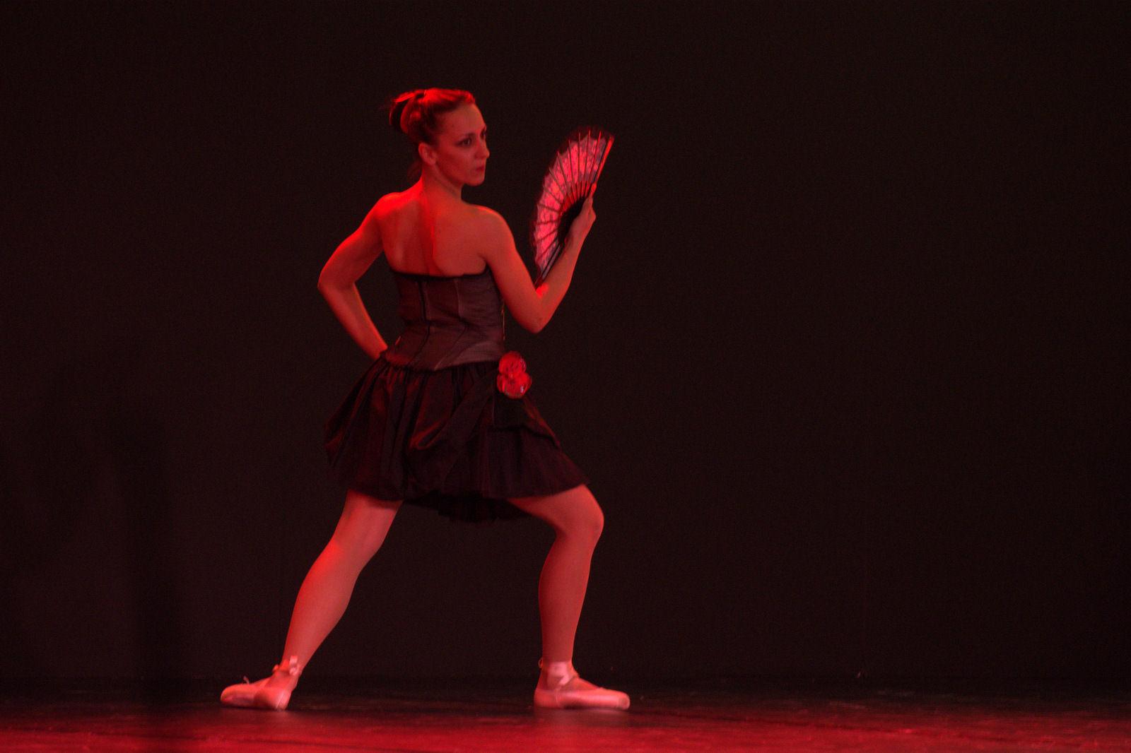 La scuola MDM di Desirèe Motta a 'danzainfiera2015'