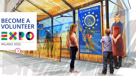 Expo2015: 200 studenti di Rho tra i volontari del Padiglione dell'UE