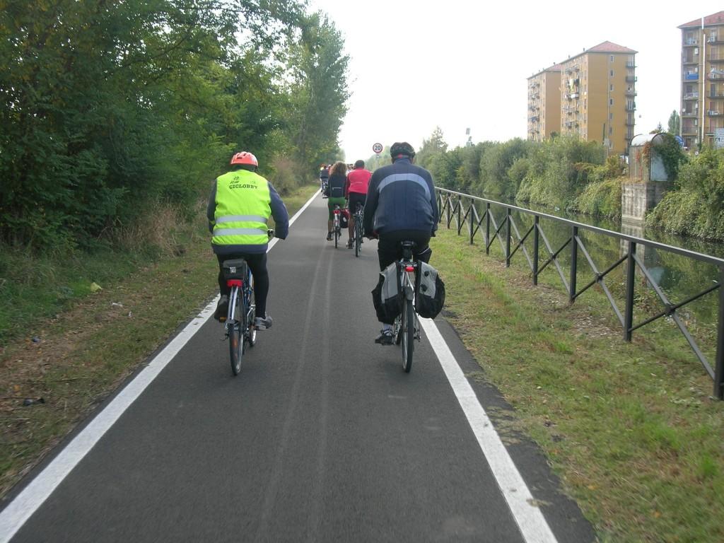 100mila euro dalla Regione per migliorare la sicurezza delle piste ciclabili