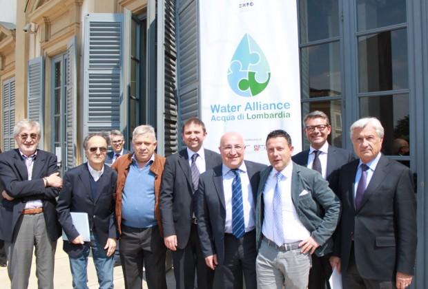 Nasce 'Water Alliance – Acqua di Lombardia'