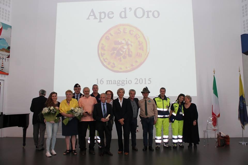 L'Ape d'Oro premia tre associazioni!