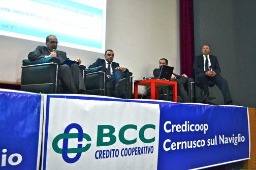 La BCC di Cernusco a sostegno delle famiglie