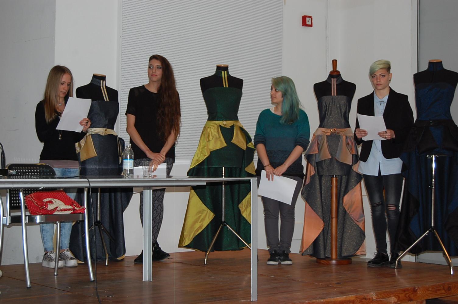 La Moda dell'Istituto Puecher-Olivetti alla Triennale di Milano