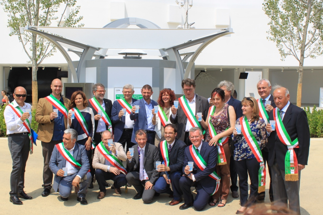 Case dell'Acqua di CAP: da Expo ai comuni milanesi