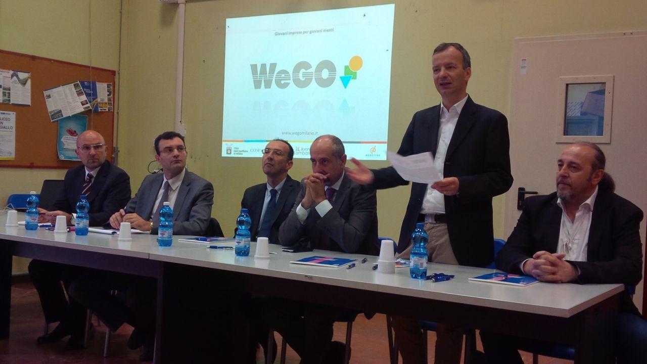 We Go! – Giovani imprese per giovani menti