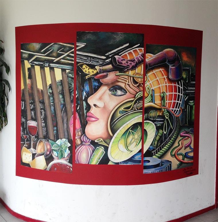 40 anni dell'ASP Mazzini:arrivano i murales e una scultura