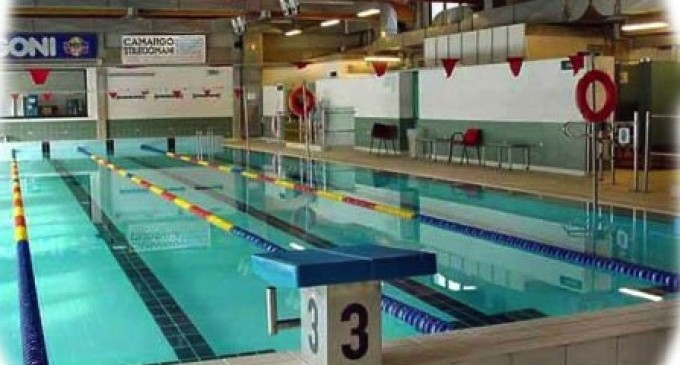 Restyling della piscina Paganelli