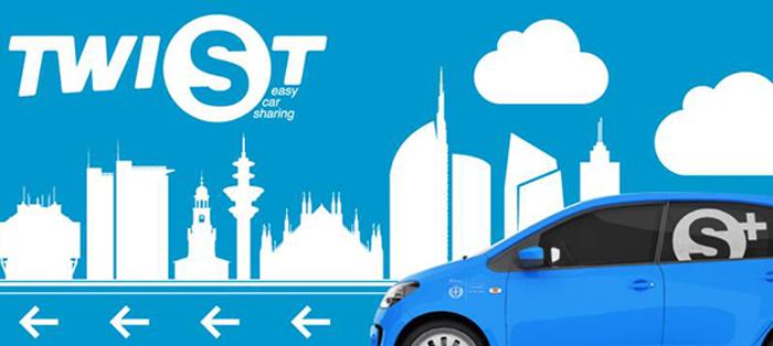 Con il Car Sharing condividiamo le auto e risparmiamo tempo