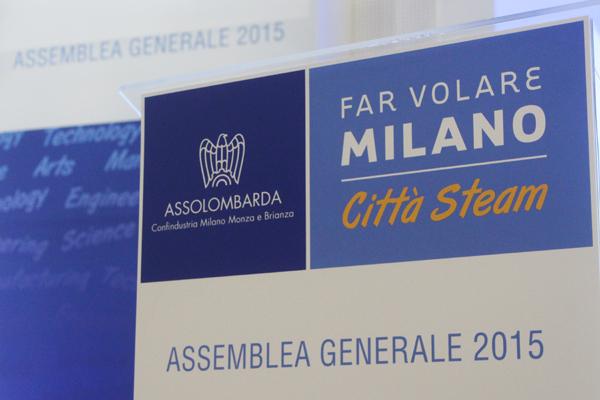 La prima assemblea generale di Assolombarda Confindustria Milano Monza e Brianza