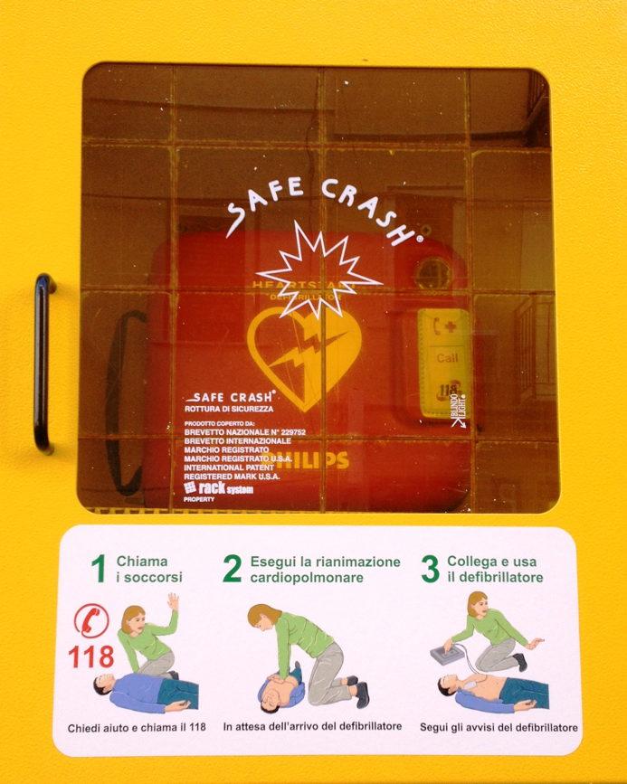 A Sesto ci sarà un defibrillatore in ogni palestra comunale