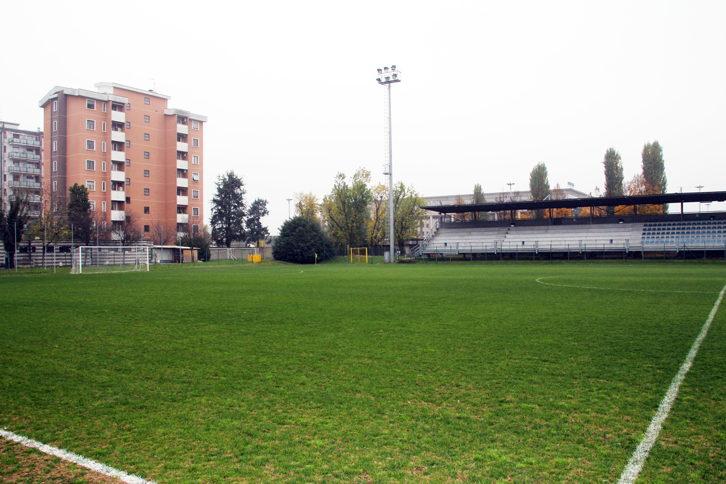 Campo sportivo Pastrengo: in arrivo importanti migliorie