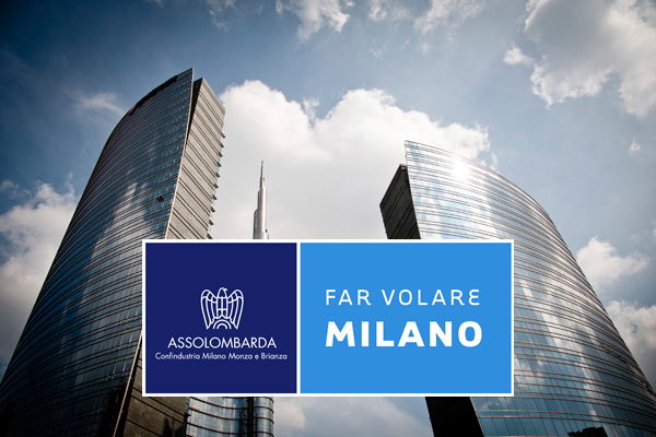 'Far volare Milano': 50 progetti per rilanciare imprese e territorio