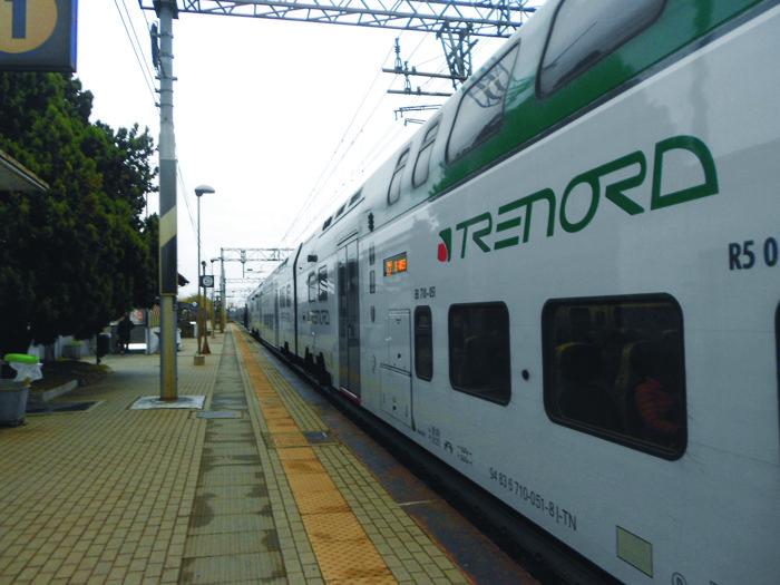 Ogni giorno i treni lombardi trasportano più passeggeri che tutto il Mezzogiorno