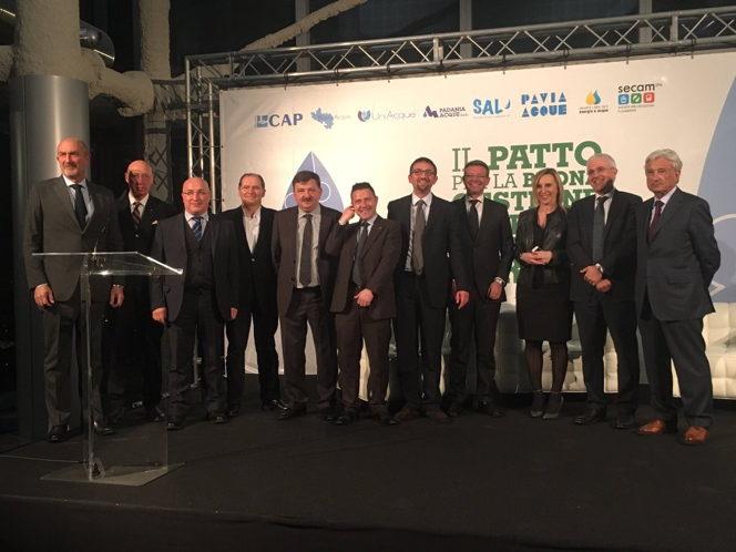 Water Alliance, si consolida il più grande aggregato pubblico idrico in Italia.