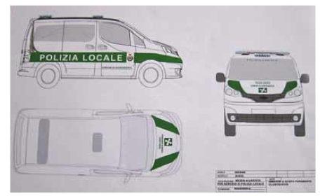 Ufficio mobile e radio digitale per la Polizia Locale