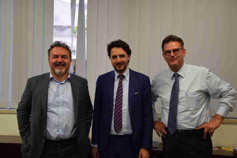 Sergio Facchinetti torna alla direzione del Gruppo Cogeser