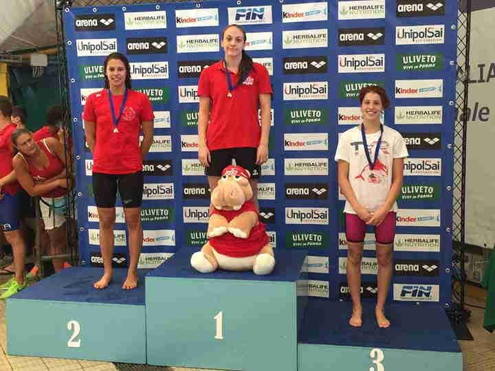 Campionati regionali estivi Fin: da Pessano a Cologno 8 medaglie