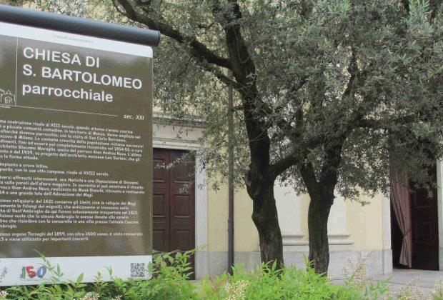 A Brugherio nuovi cartelli per i luoghi di interesse storico-artistico-ambientale