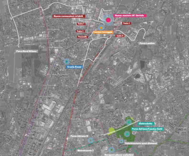 Bando Periferie: 40mln per i comuni metropolitani