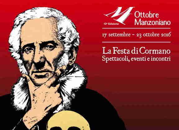 Partita la XII°edizione dell'Ottobre Manzoniano
