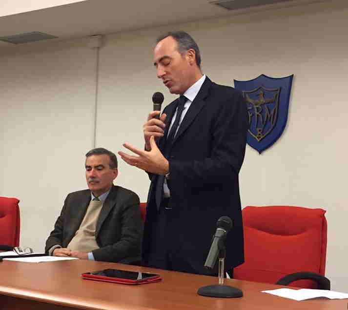 Gallera a Cinisello per fare il punto sulla riforma sanitaria