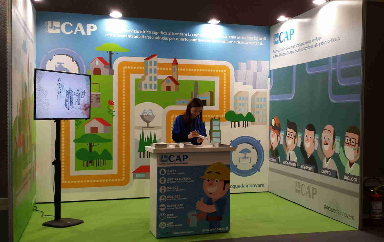 Gruppo CAP presenta ad Eurocities i progetti per le smart cities e le smart land di domani
