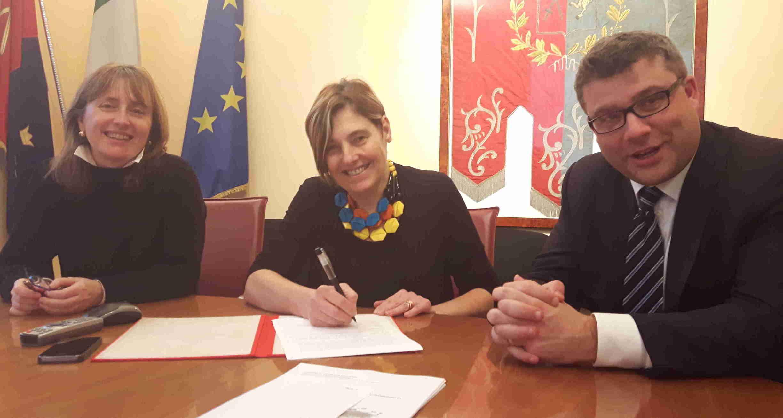 I Comuni di Cinisello e Sesto e Confcommercio firmano un Protocollo a sostegno del commercio di vicinato