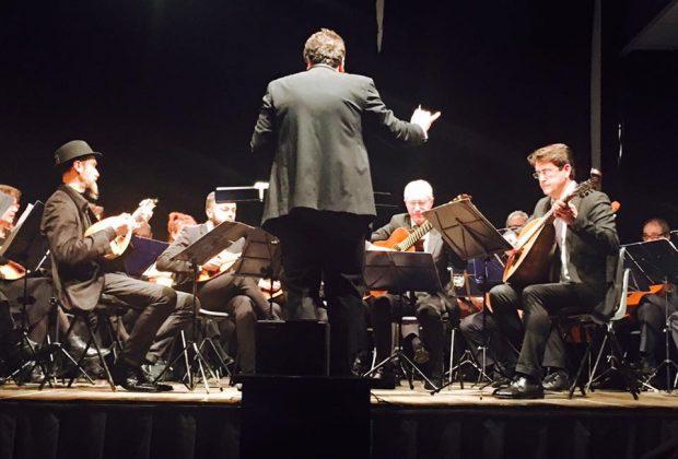 Benemerenze Cittadine attribuite durante il concerto di Natale