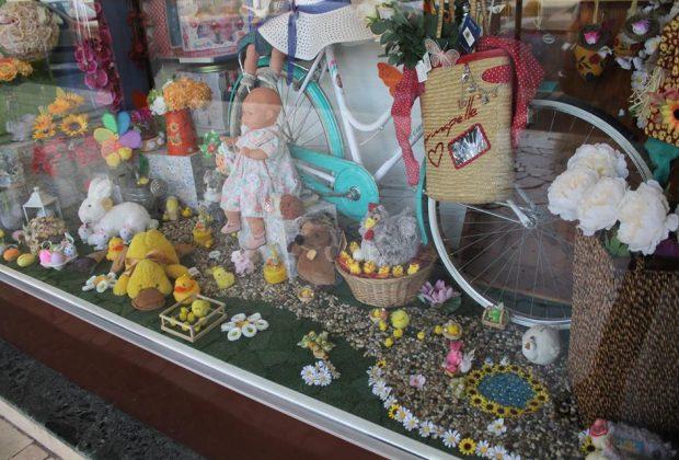 """""""Pasqua in vetrina"""", ecco i vincitori del concorso"""