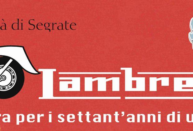 Segrate celebra il mito della Lambretta