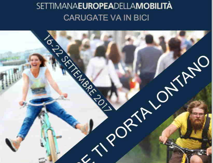 Carugate va in Europa e… ci va in bici!