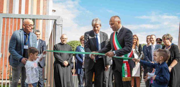 Inaugurato il nuovo Polo scolastico di Cernusco