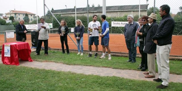 Concluso il Torneo di Tennis Open degli Amici del Milanino