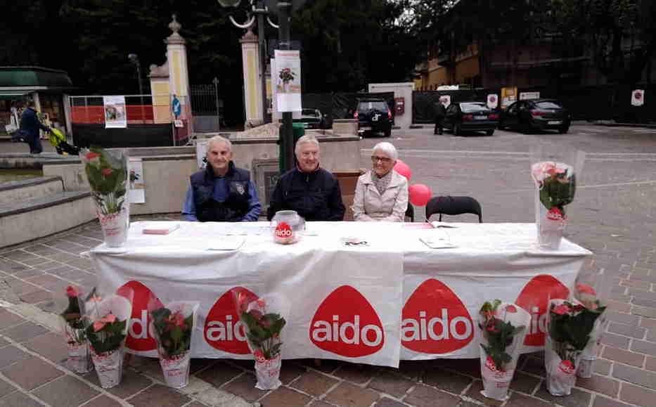 Giornate A.I.D.O. a Brugherio, un grande successo