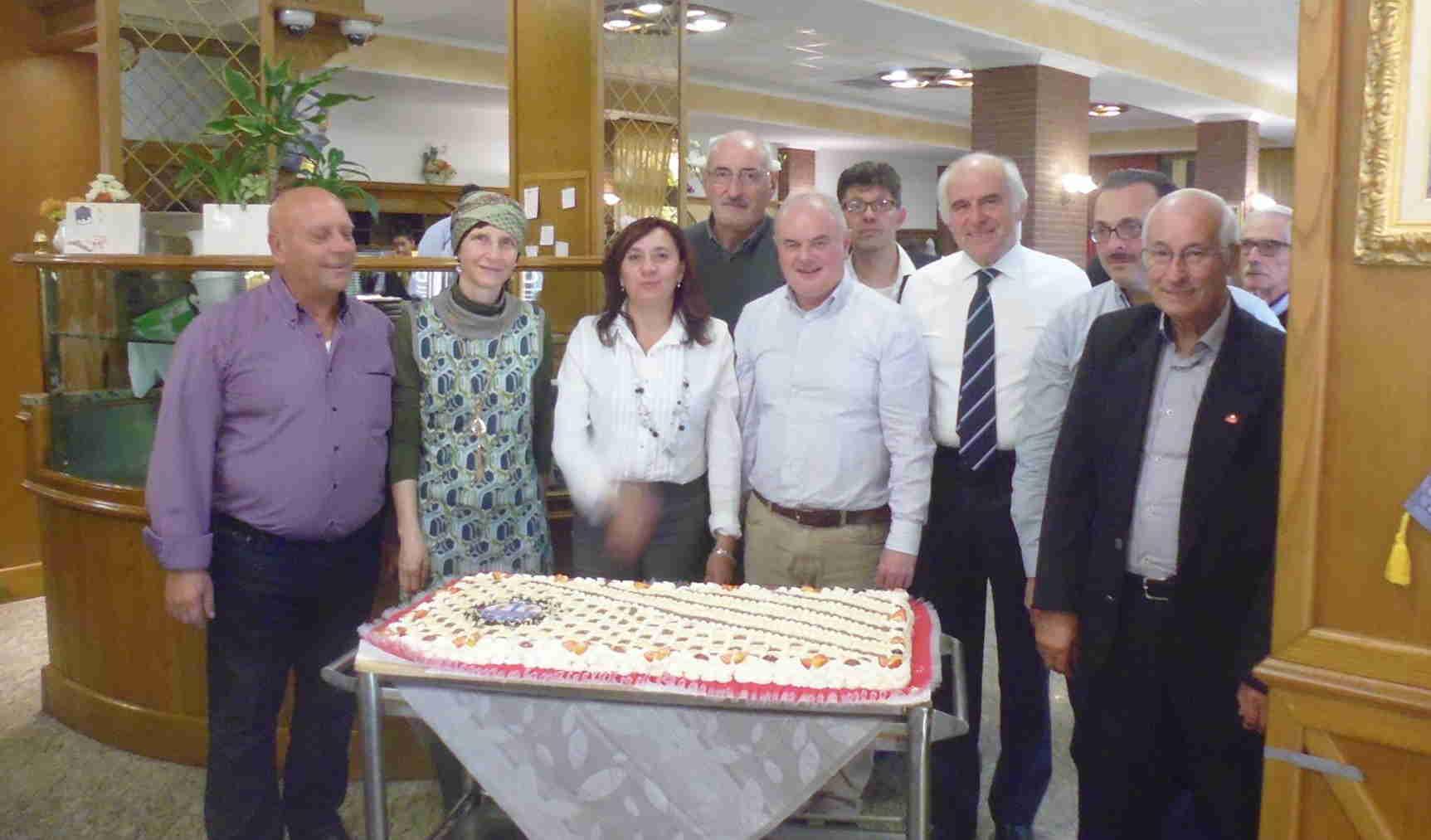 Anche a Carugate A.N.M.I.L. ha celebrato la Giornata per le vittime degli incidenti sul lavoro