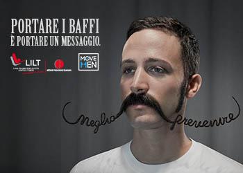 Movemen: a novembre la campagna di prevezione della LILT è al maschile