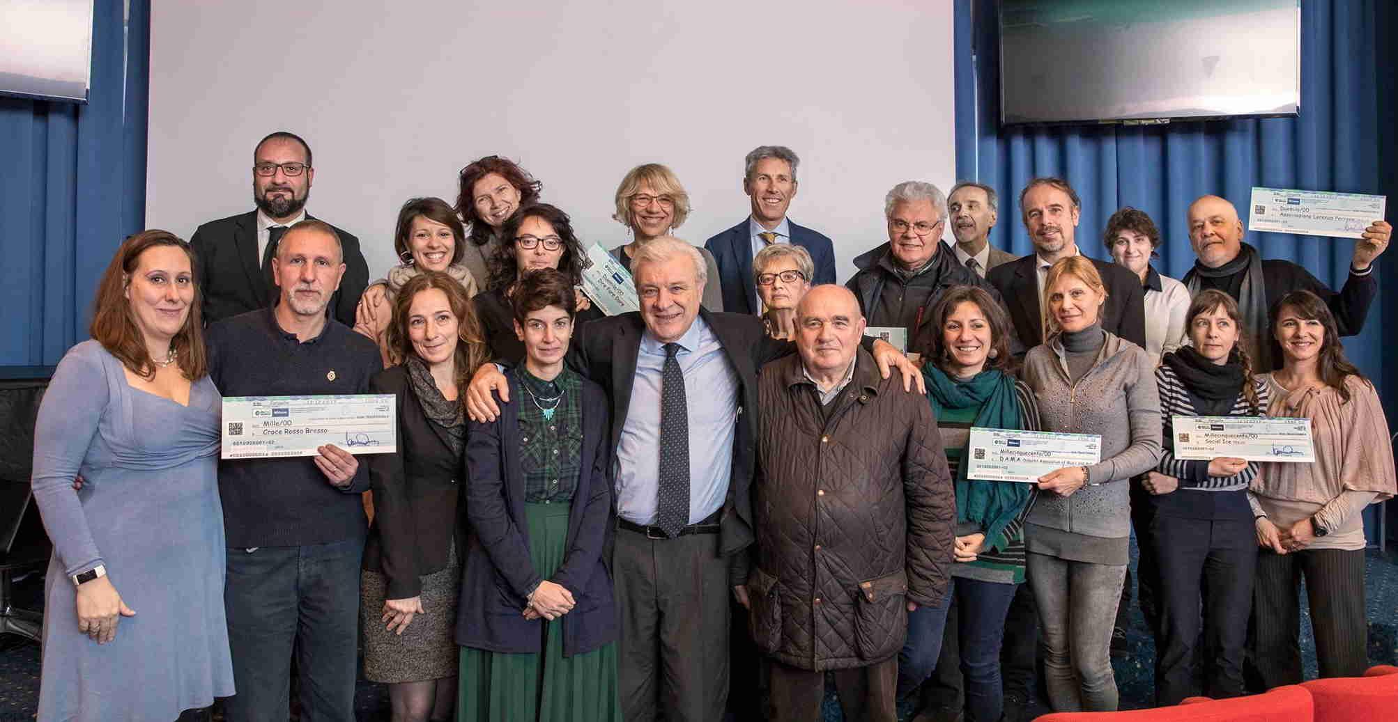 Bando BCC Milano 2017: ecco i sei progetti selezionati