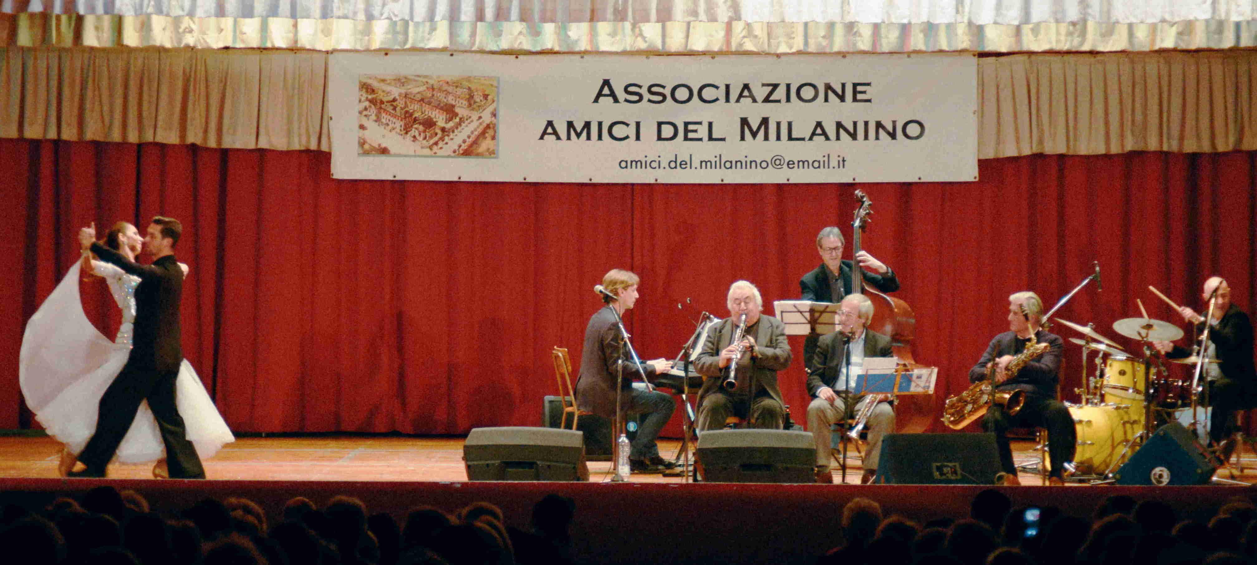 Grande successo del concerto di beneficenza con Paolo Tomelleri e la sua band
