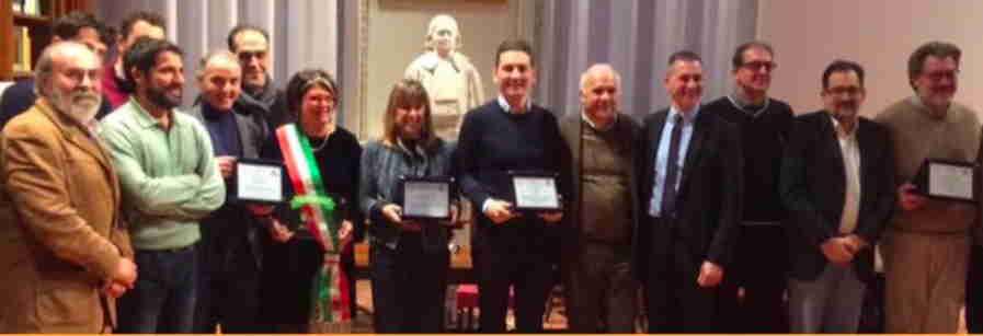 """Cassina vince il premio """"Comuni Virtuosi"""" per la gestione del territorio"""
