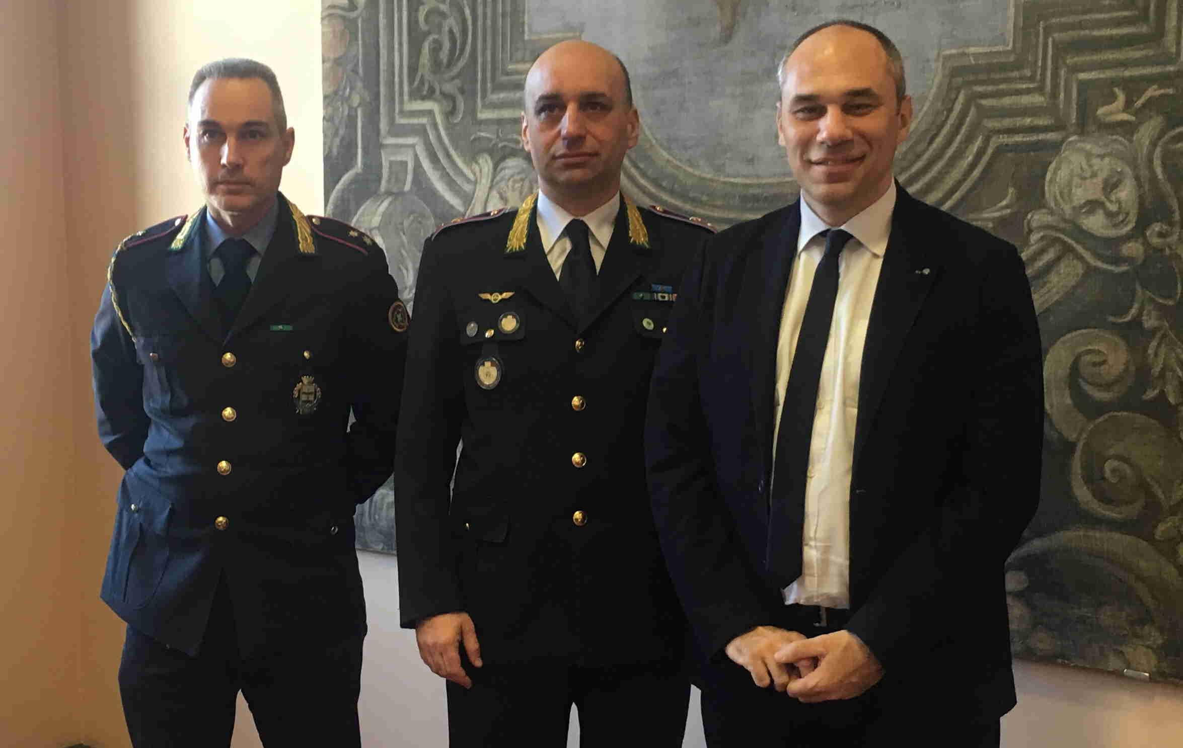 Un anno di attività della Polizia Locale cernuschese