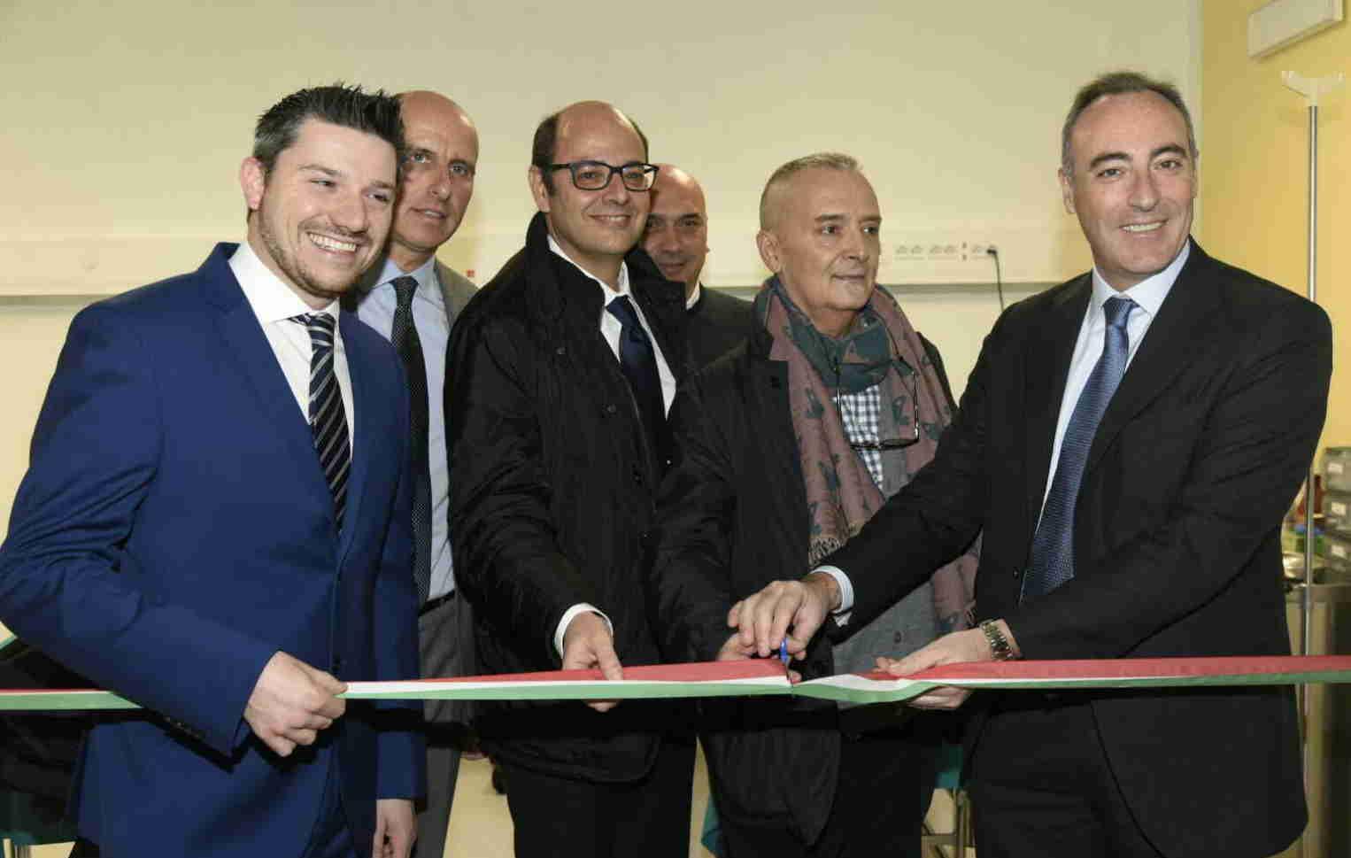 Inaugurate le nuove sale operatorie al POT di Vaprio