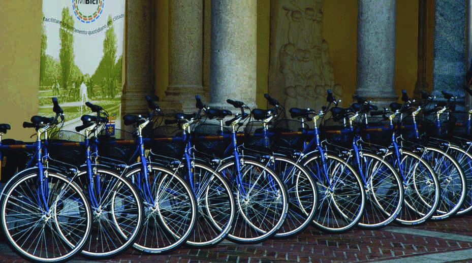 Ecomobilità: Milano è al secondo posto in Italia