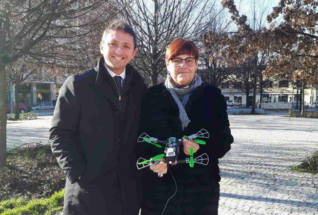 Addio a conguagli e visite porta a porta: i contatori dell'acqua li leggono i droni