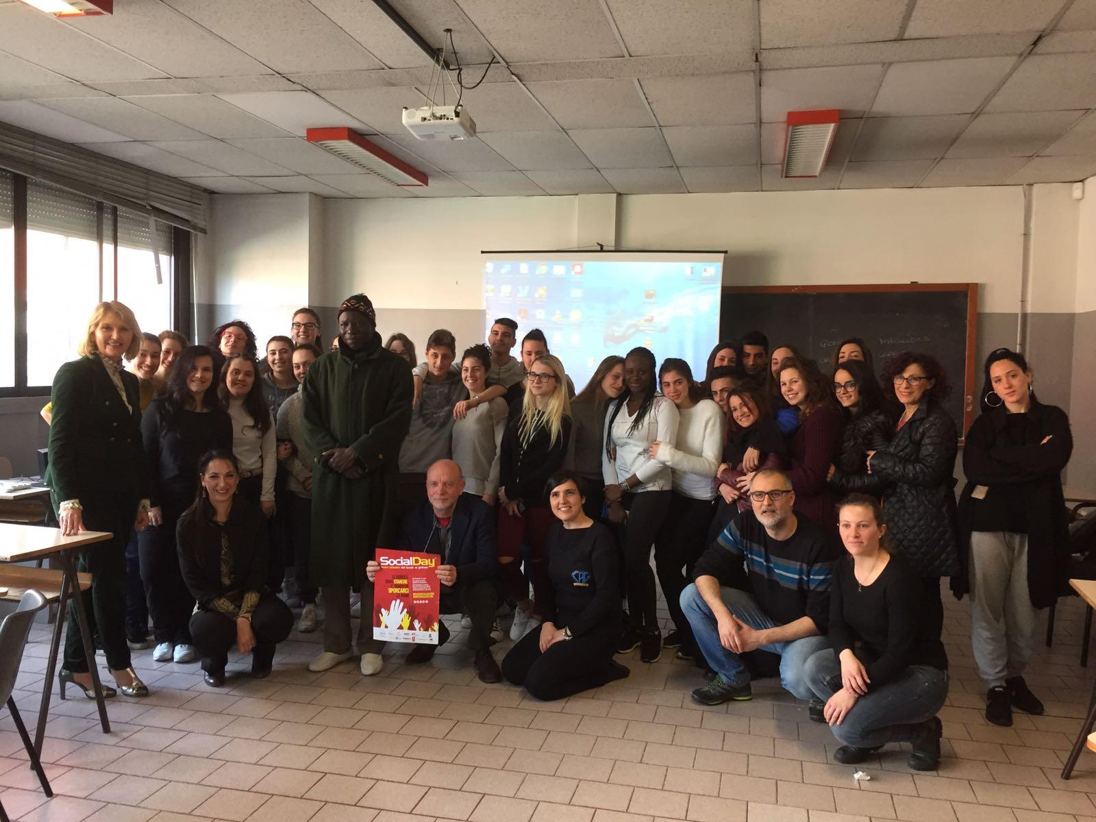 Social Day 2018: l'impegno di 11 classi per un fondo di microcredito in Senegal