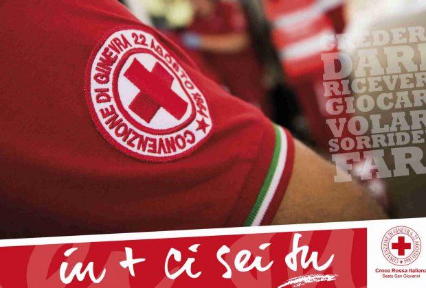 Croce Rossa, il 5 aprile parte un nuovo corso per aspiranti volontari