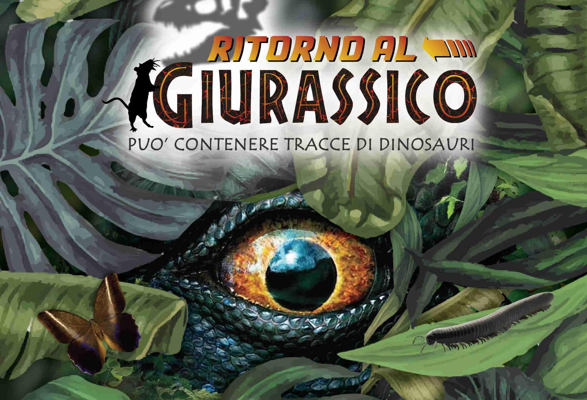 Al Parco Nord, dal 2 aprile, la mostra RITORNO AL GIURASSICO