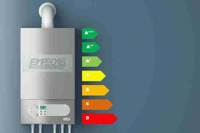Riscaldamento, un settore che va verso l'efficienza energetica delle caldaie