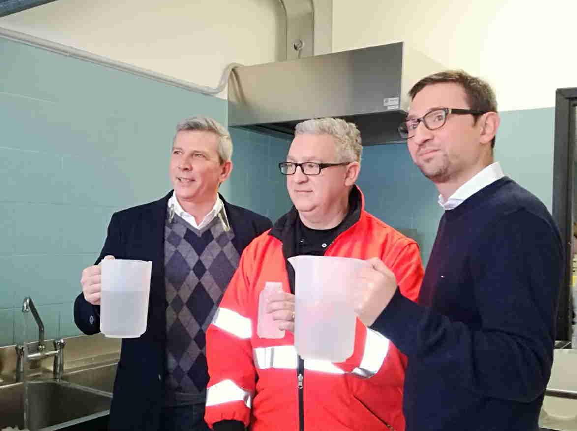 A Bussero, Cassina e Cernusco arriva il Water Safety Plan