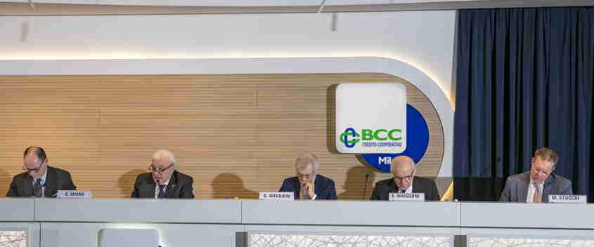 I Soci di BCC Milano e di BCC Cernusco hanno approvato il progetto di fusione